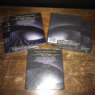 Tool - Fear Inoculum CD RCA Screen Deluxe Edition Video Pack IN HAND - FAST SHIP