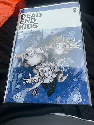 DEAD END KIDS #3 2 Copies Source Point Press 1st Print Frank Gogol SOLD OUT