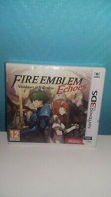 fire emblem echoes shadows of valentina 3ds(neuf sous blister)