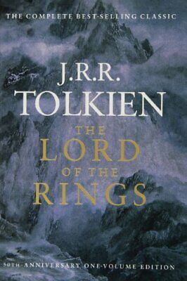 NEW - The Lord of the Rings: 50th Anniversary, One Vol. Edition