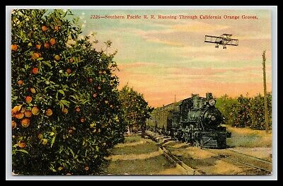 """""""On the Road of a Thousand Wonders"""", SOUTHERN PACIFIC RAIL ROAD, CAILIFORNIA"""