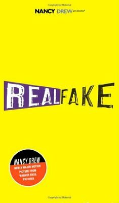 NEW - Real Fake (Nancy Drew: Girl Detective Super Mystery #3)