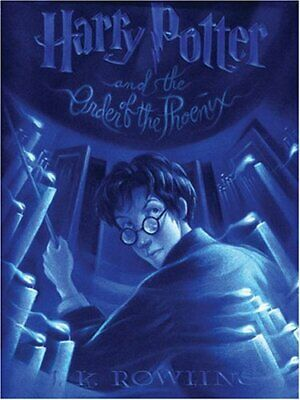 NEW - Harry Potter and the Order of the Phoenix (Book 5)