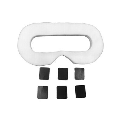 AU 100Pc Sweatproof Disposable Eye Patch Hygiene VR Eye Pad Face Mask for Oculus