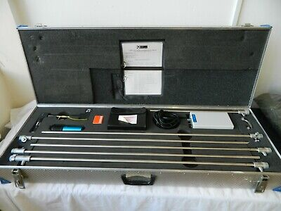 Henke Sass Wolf Special Endoscope Kit, with Light Source in Aluminium Case [TOS]