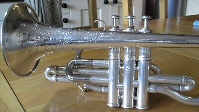 Besson Class A Prototype Cornet - In Good Condition - Recently Serviced