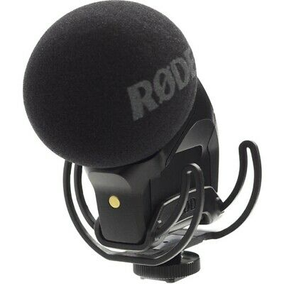 Rode Stereo VideoMic Pro Rycote stereo On-camera Mic SVM-R Open Box