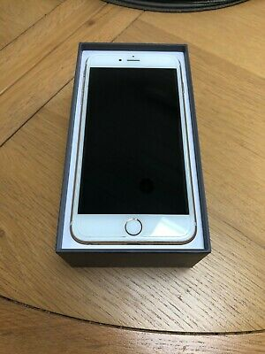 iPhone 6S Plus 32GB, rose gold unlocked in immaculate condition