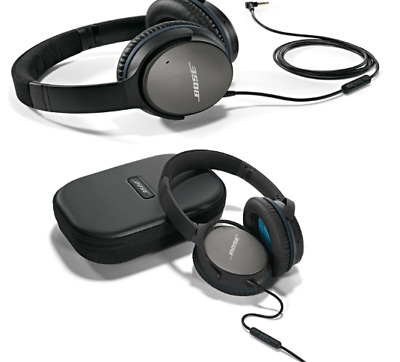 Bose QuietComfort 25 (QC25) Headphones Noise Cancelling - Black