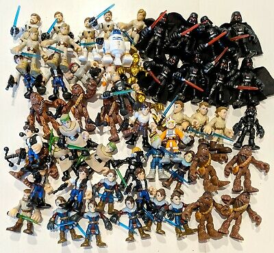 CHOOSE: 2011 Star Wars Galactic Heroes Figurines * Combine Shipping!
