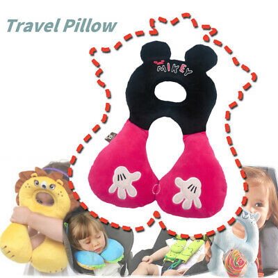 Baby Neck Support Pillow Travel Pillow Baby Seat Head Support for Car Seat