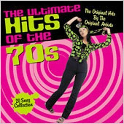 The Ultimate Hits of the 70's by Various Artists (CD, Mar-2006, Collectables)