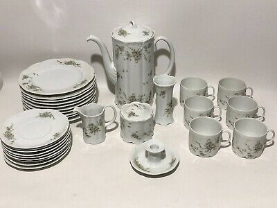 Alte Rosenthal Classic Rose Collection Kaffeeservice