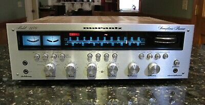 Vintage Marantz 2270 Stereo Receiver in wonderful condition