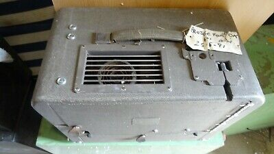 Bell Howell 16 mm projector model  601