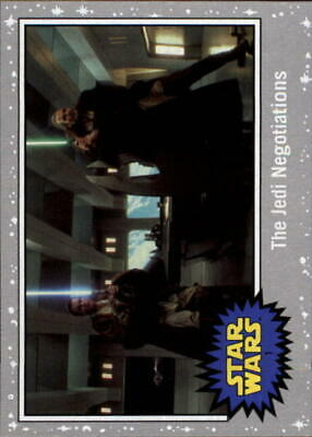 2019 Topps Star Wars Journey to Rise of Skywalker Silver Singles-Pick Your Cards