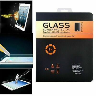 "For New iPad 7th Generation 10.2"" 2019 HD Clear Tempered Glass Screen Protector"