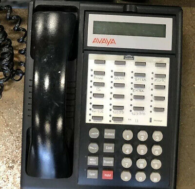 Avaya Partner 18D Euro Series 1 Phone For Acs Telephone System