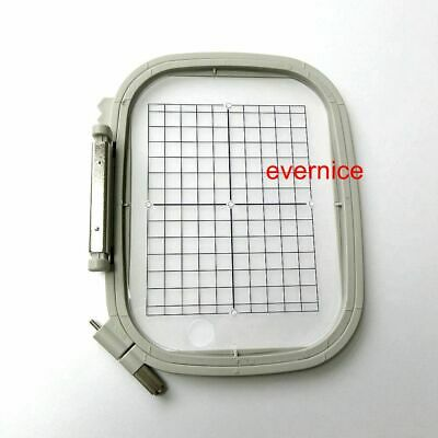 + 100 x100mm EMBROIDERY HOOP//FRAME FIT BROTHER M280D M230D PE400 PE540D PE300S