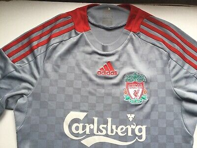 Liverpool FC adult football shirt. Size small, see description.