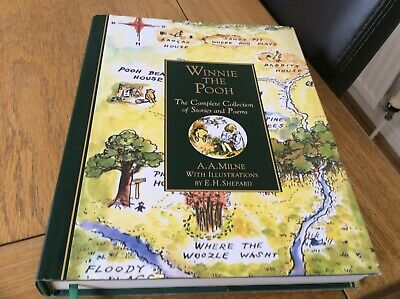 New - Winnie The Pooh Complete Collection Of Stories And Poems