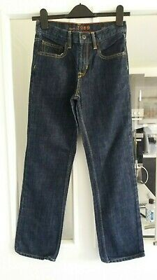 GAP Dark Wash Straight Leg Jeans - 12 Years