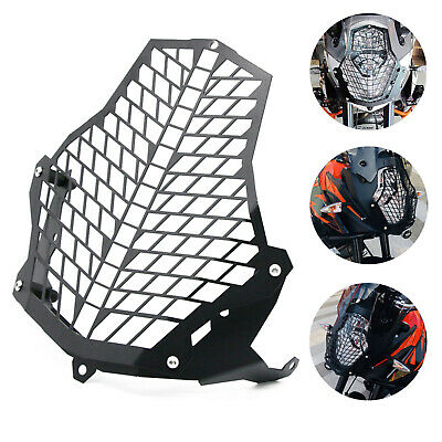 Motorcycle Headlight Headlamp Guard Protective Grill Cover Fit for KTM 1190 S9V8