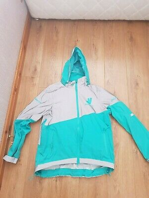 Deliveroo Waterproof Cycling Reflective Jacket Size XL