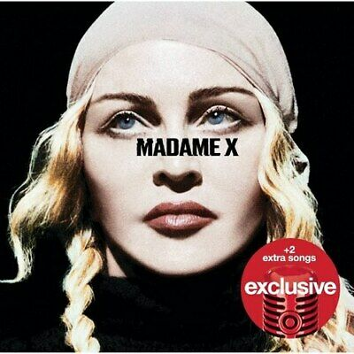 Madame X [Target Exclusive] - Madonna (CD, 2019, Interscope)