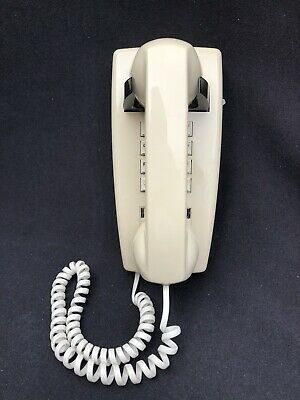 Comdial Vintage Push Button Wall Phone