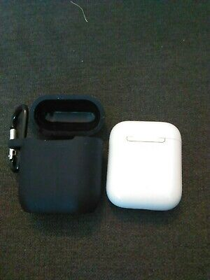 Apple AirPods Charging Case Genuine OEM Replacement Charger Only - White