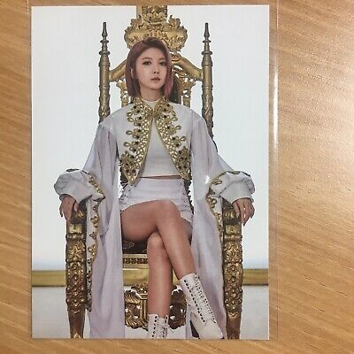 K-POP Dreamcatcher Special Mini Album : Raid of Dream Official Photocard i-dol