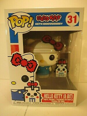 Funko Pop! Hello Kitty 45th Anniversary #31 HELLO KITTY (8 BIT)