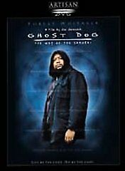 Ghost Dog: The Way of the Samurai (DVD, Region 1) Very Good condition!