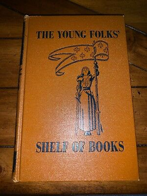 "The Junior Classics Stories from History Vol 8 ""the Young Folks' Shelf Of Books"""