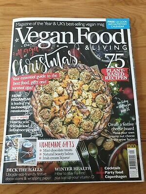 Vegan Food Living Magazine October 2019 New 395
