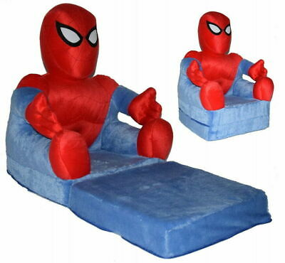 Kindersessel Plüschsessel Maskottchen Spider-Man Sofa Child Seat Mascot