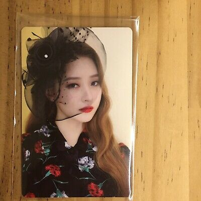 K-POP Dreamcatcher Special Mini Album : Raid of Dream SUA Official Photocard sua