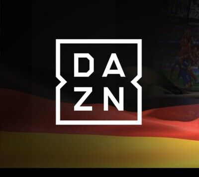 DAZN GERMANIA TEDESCO TELEGRAM A Soli 1€