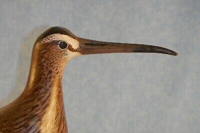 Dave Rhodes Whimbrel Decoy