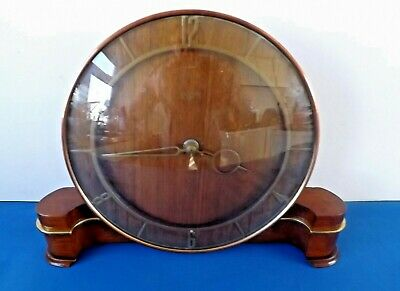 "VINTAGE SMITHS ""KINGSDALE / QUEENSDALE"" 8 DAY CLOCK. RARELY SEEN. Circa 1950"