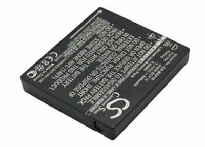 Replacement Battery For Panasonic Lumix Dmc-Fh20 3.70V