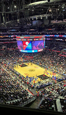 LA Lakers vs. LA Clippers tickets (2) 10/22/19 - opening night sect 330 Row 2
