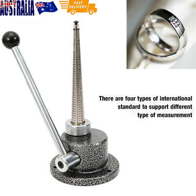 Jewelry Making Tool Ring Stretcher Machine Long Cone Ring Enlarger 4 Scales