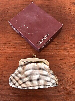 Vintage Glomesh Coin Purse Made In Australia Comes With Box