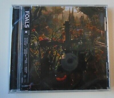 Foals - Everything Not Saved Will Be Lost - Part 2 (New and Sealed CD Release)