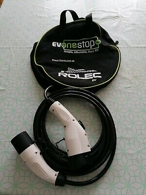 EV Charging Cable Type 2 To Type 1 (5m)