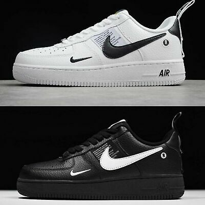 air force 1 nere e bianche
