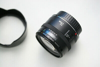 Canon Ef 2,8/24mm, Very Good Condition