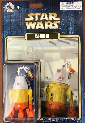 Disney Parks Star Wars Droid Factory Halloween 2018 R4-BOO18 Candy Corn Droid
